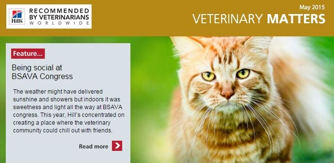 Vet Matters – May issue